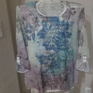 NWOT Chico blouse